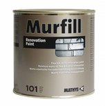 Murfill Renovation Paint Wit