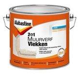 Alabastine 2in1 Muurverf Vlekken 2,5ltr