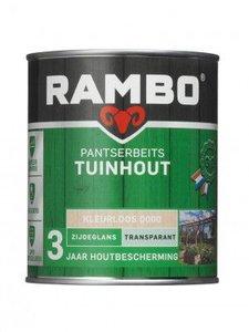 Rambo Pantserbeits  zijdeglans  Transparant Kleurloos 0000 2,5 LTR