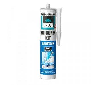 Bison Sil.Kit Sanitair Camee -300ml/Koker