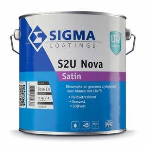 Sigma S2u Nova Satin 2,5L Alle Kleuren