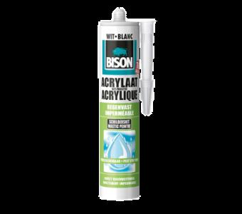 Bison Acrylaatkit Grijs -300ml/Koker