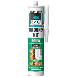 Bison Acrylaatkit Bruin -300ml/Koker