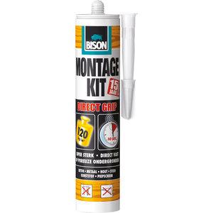 Bison Montagekit Direct Grip -370gr/Koker