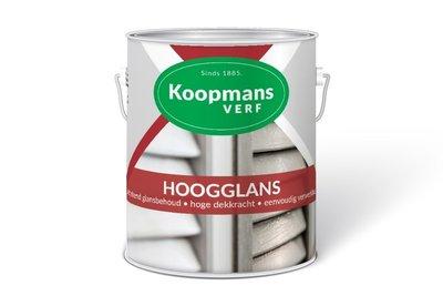 Koopmans Hoogglans Aqua Basis Wit/P