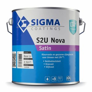 Sigma S2u Nova Satin 1L Alle Kleuren