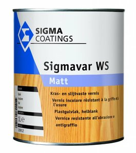 Sigmavar Ws Mat 2,5L