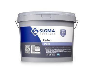 Sigma Perfect Matt 10L Lichte Kleuren