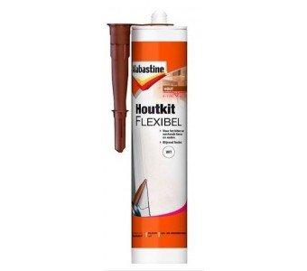 Alabastine Houtkit Flexibel Wit 300ml