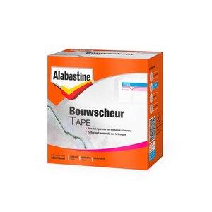 Alabastine Bouwscheurentape 10mtr