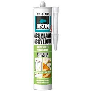 Bison Acrylaatkit Zwart -300ml/Koker