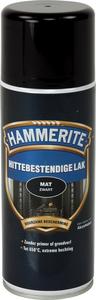 Hammerite Hittebestendige Lak Zwart -400ml