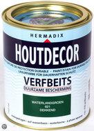 Hermadix-Houtdecor-Dekkende-Beits-075-liter-Waterland-Groen